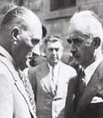 Mustafa Kemal ismet inonu