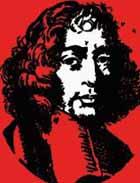 """Spinoza: """"İnsanlarda kendi iradelerinin bilgisi olduğu için, kendilerini hür sanıyorlar"""""""