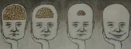 İnsan beynini geliştiren, tedavi edici işlevi olan 10 kitap