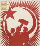SSCB'nin 60 Propaganda ve Kampanya Afişi