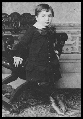 Çocuk Einstein