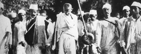 Gandi Tuz Yürüyüşü
