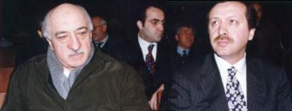 Gülen ve Erdoğan